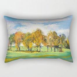 Autumn Light Rectangular Pillow