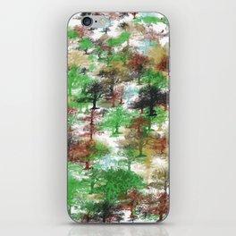 Oaks Pattern noproblem iPhone Skin