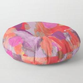 Confetti Blush Floor Pillow