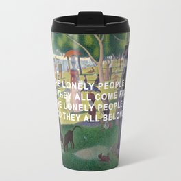 A Sunday Afternoon with Eleanor Rigby Travel Mug