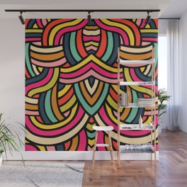 Grooves Wall Mural