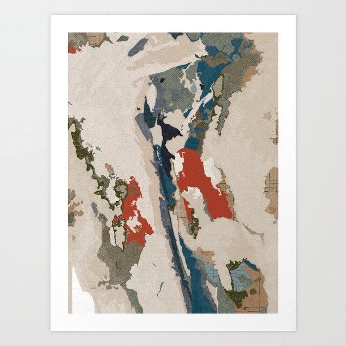 Birdseye Kunstdrucke
