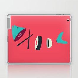 Sushi Fish Laptop & iPad Skin