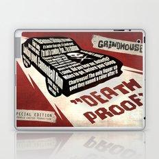Deathproof redux Laptop & iPad Skin