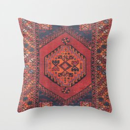N193 - Berber Oriental Traditional Moroccan Style  Throw Pillow