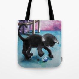 Cats_illustration Tote Bag