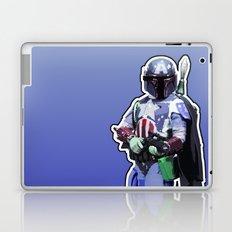 Captain Fett Laptop & iPad Skin