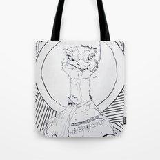 Archiduchesse Anne d'Autruche Tote Bag