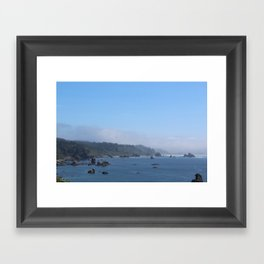 Trinidad Framed Art Print