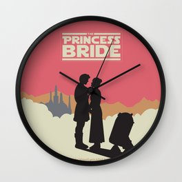 The Princess Bride Wall Clock