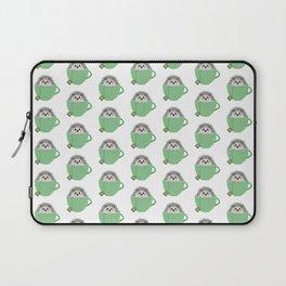 St. Patrick's Hedgehog Laptop Sleeve
