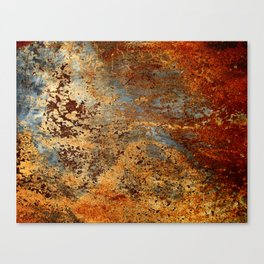 Beautiful Rust Canvas Print