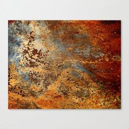Beautiful Rust Leinwanddruck