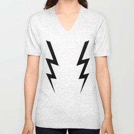 Boosh Lightning Unisex V-Neck