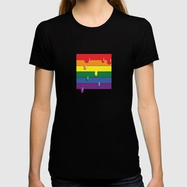 LGBTQ Square T-shirt