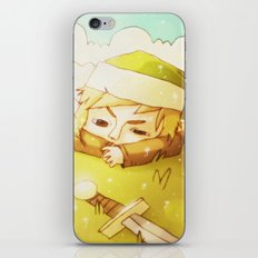 Melancolic Link iPhone & iPod Skin