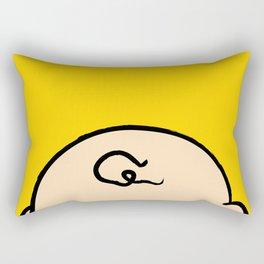 Charlie Brown Rectangular Pillow