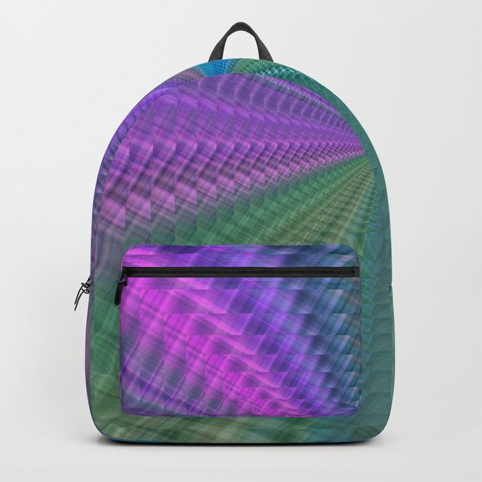 Psychedelic Twist Backpack