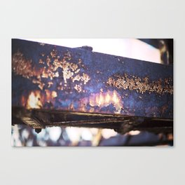 Beams Canvas Print