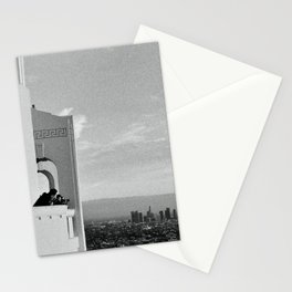 Griffith Observatory 35mm Stationery Cards