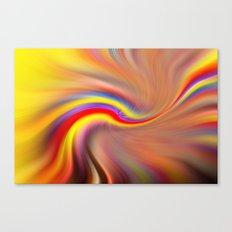 Cupcake Twirl Canvas Print