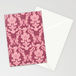 Guts on the wall Stationery Cards