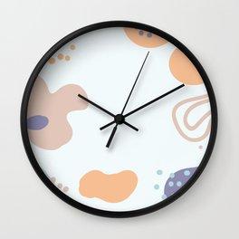 Modern Abstract Art Wall Clock