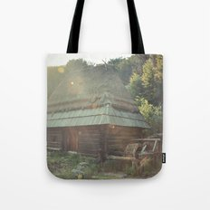 Water house Tote Bag