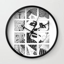 Kennedy Wall Clock