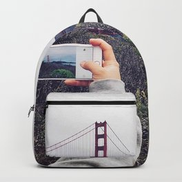 Pocket shot Backpack