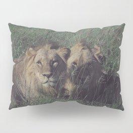 Vintage Africa 12 Pillow Sham
