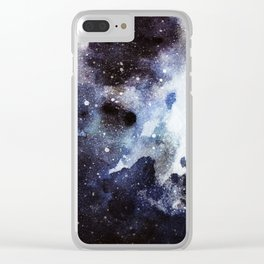 Between airplanes II Clear iPhone Case