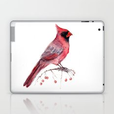 Red Cradinal Laptop & iPad Skin
