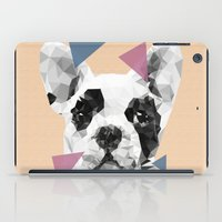 frenchie iPad Cases featuring Frenchie by Esco