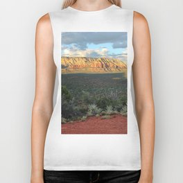 Sedona Red Rocks Vortex - Arizona Biker Tank