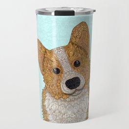 Cute Corgi Travel Mug