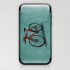 Baffi Bici iPhone & iPod Skin