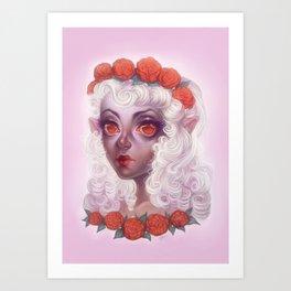 Fantasia Centaurette - #2 Art Print