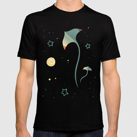 Space Ray T-shirt
