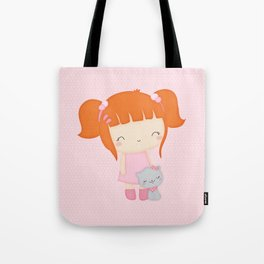 Ginger & minimaou Tote Bag