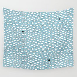 CloudSheeps Wall Tapestry
