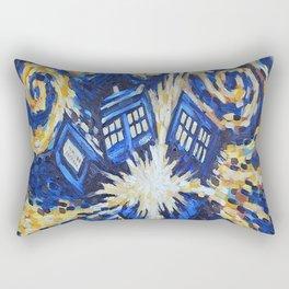 Dr Who Rectangular Pillow