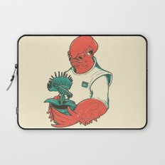 The Admiral's Trap Laptop Sleeve