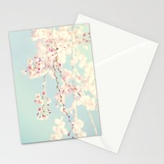 Spring Cherry Blossoms Stationery Cards