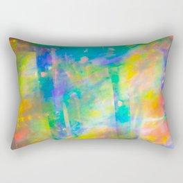 Prisms Play of Light 3 Rectangular Pillow
