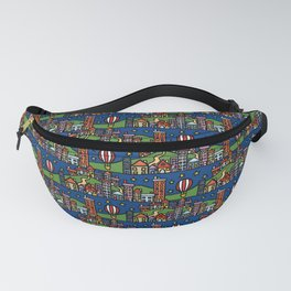 Tiny Town Fanny Pack