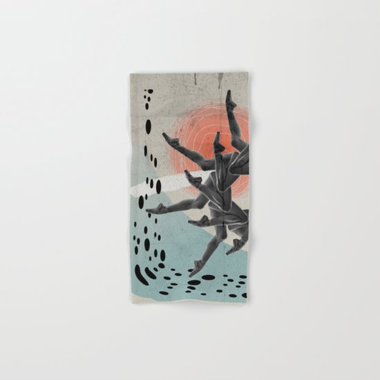 The Wheel Hand & Bath Towel