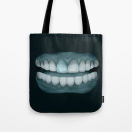 Blue Tooth 2 Tote Bag