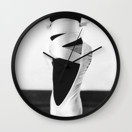 Pretty on point | Dancing ballerina on film | Ballet performance in Firenze, Italy | Beautiful analo Wall Clock