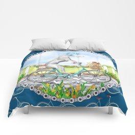WEIM ON WHEELS 2 Comforters